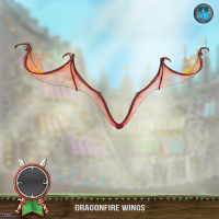 Dragonfire Wings