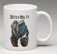 Ether Legends 2-Sided Mug B&B